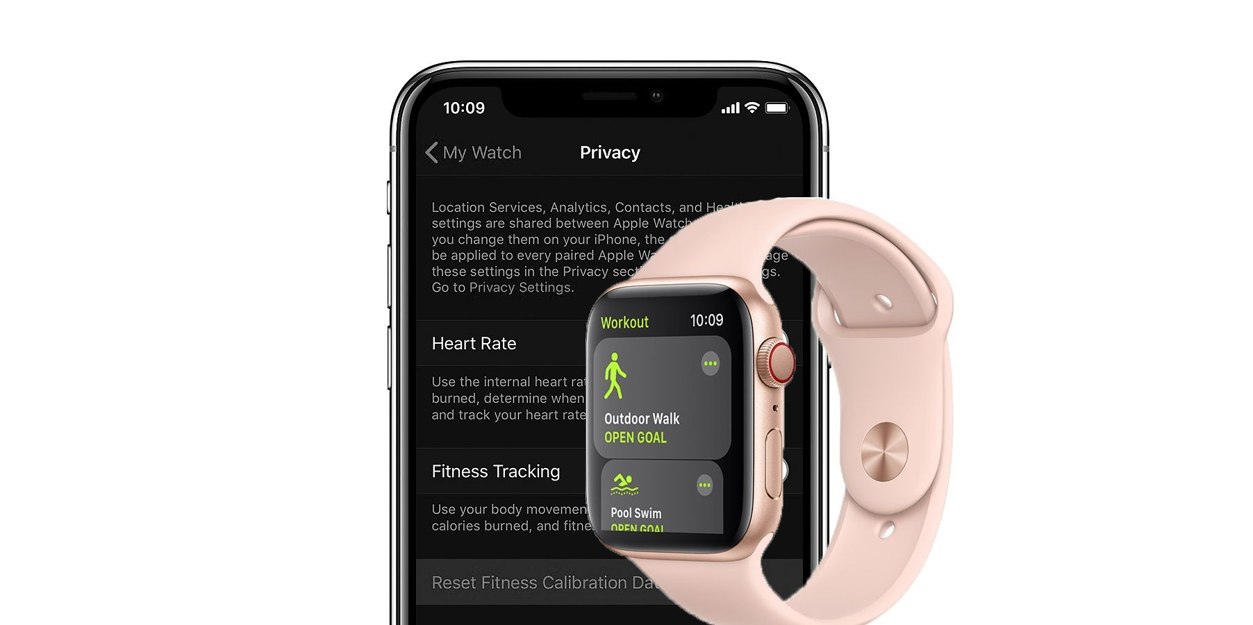 Apple Watch And Phone - cover