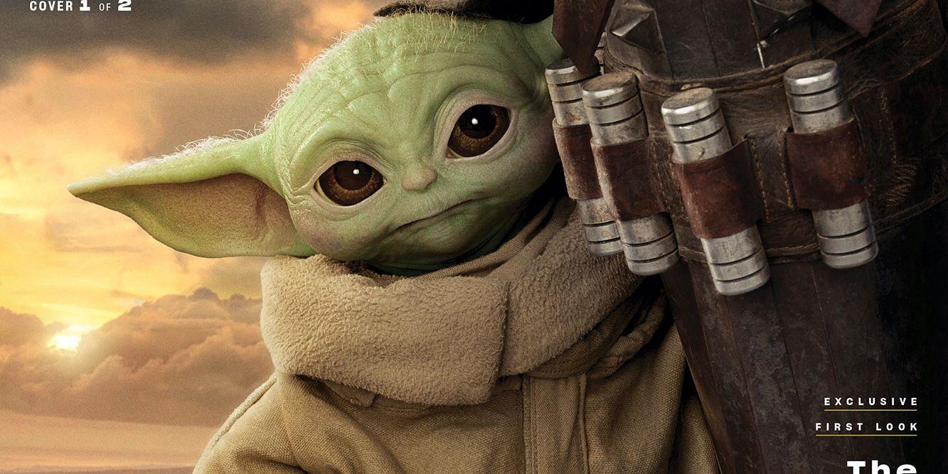 The Mandalorian Yoda