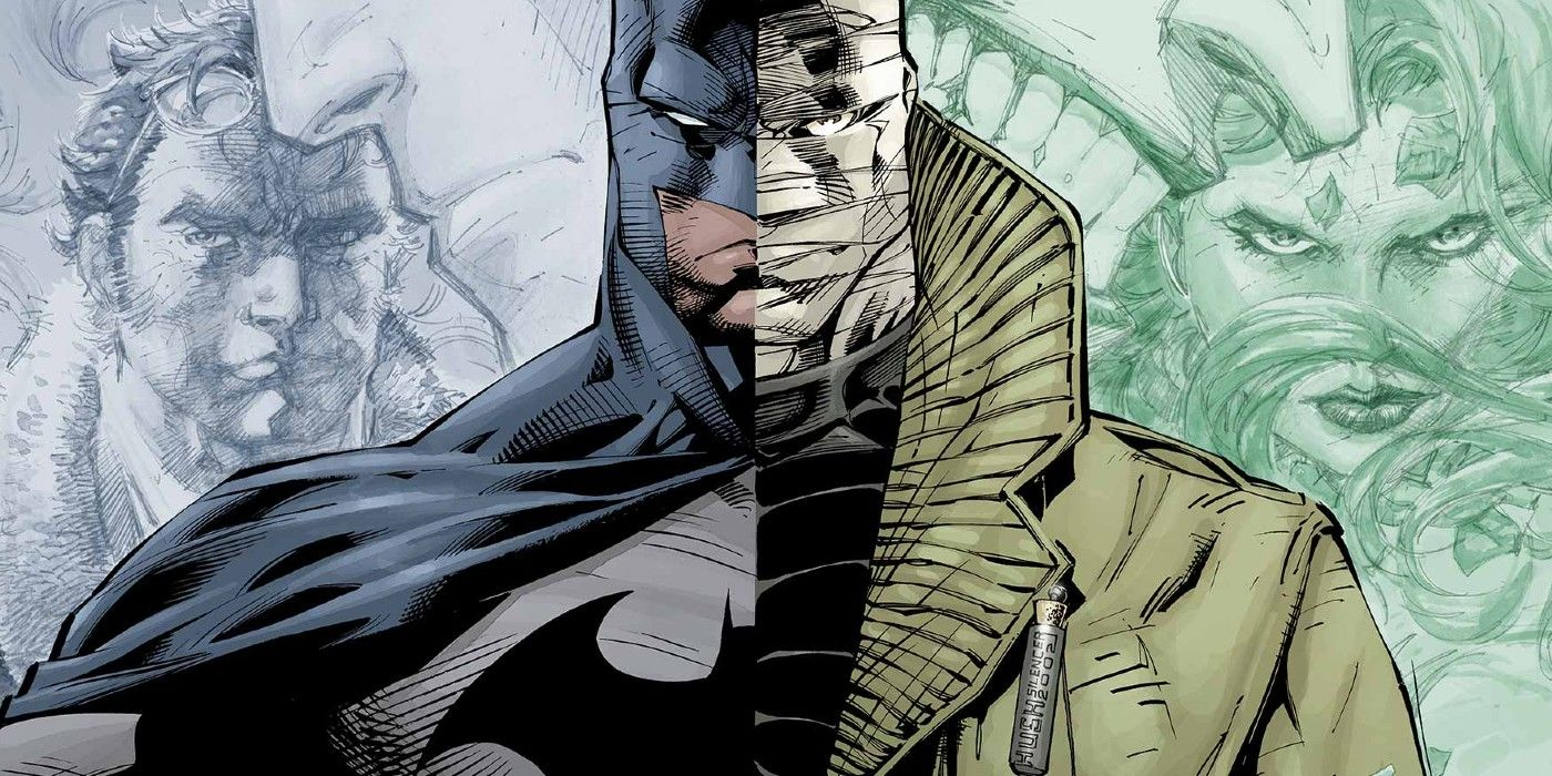Hush is the Perfect Batman Villain, And Bruce Knows It