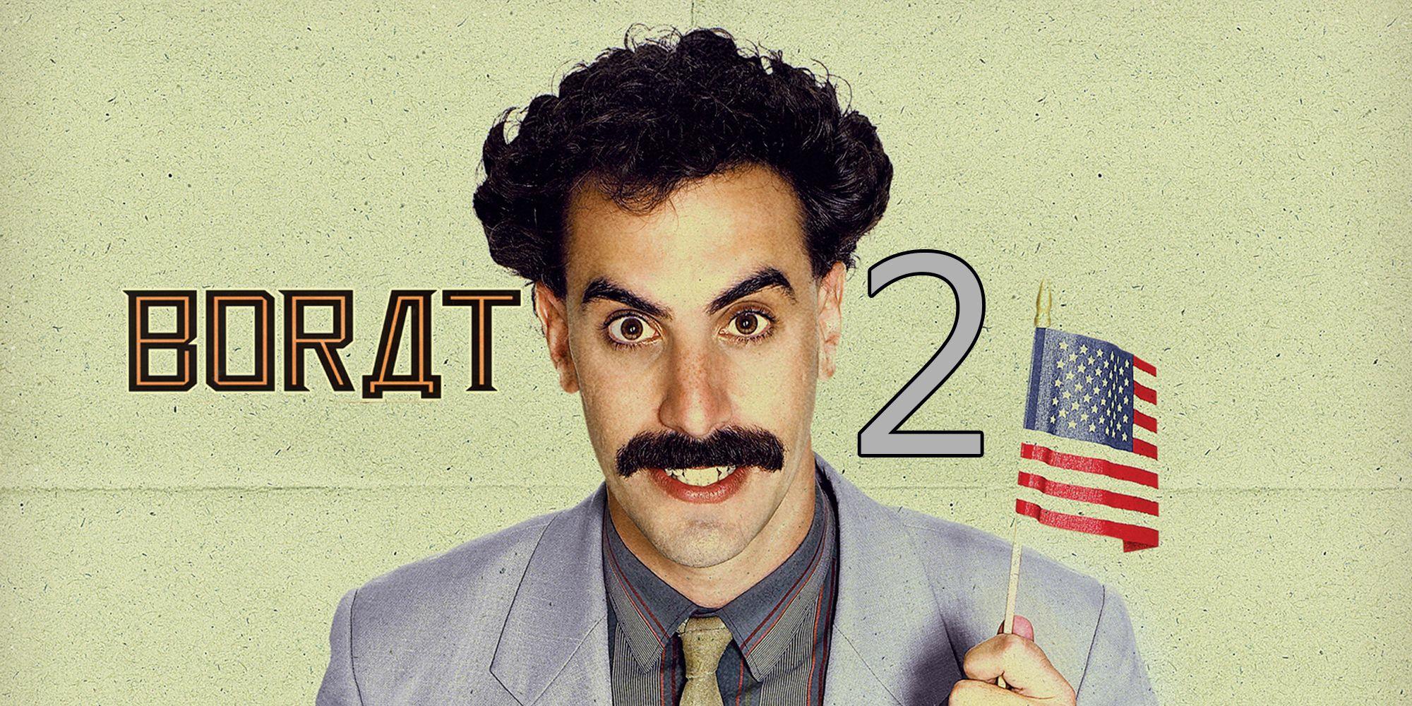 Borat 2 Release Date Cast Story Details Screen Rant