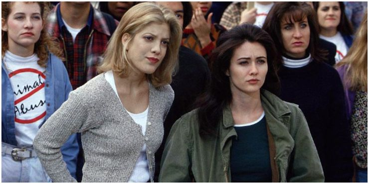 90210 why leave did brenda Beverly Hills,