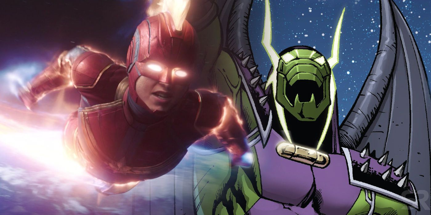 Who Is Captain Marvel 20's Villain Every Candidate Explained