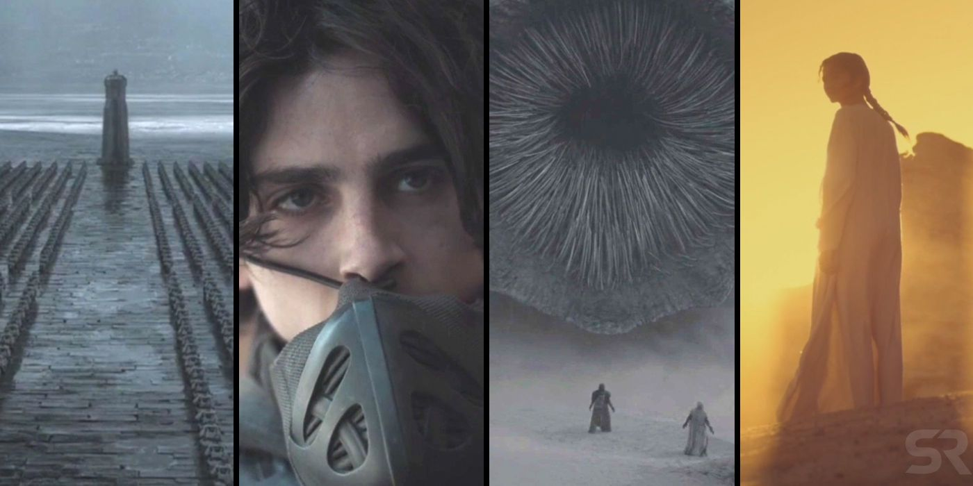Dune Movie Trailer Breakdown  25 Story  U0026 Character Reveals