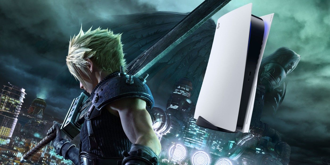 Final Fantasy 7 Remake Update Might Signal PS5 Upgrade Preparation