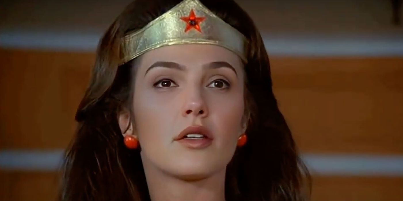 Gal Gadot Stars In 1970s Wonder Woman TV Show In Deepfake