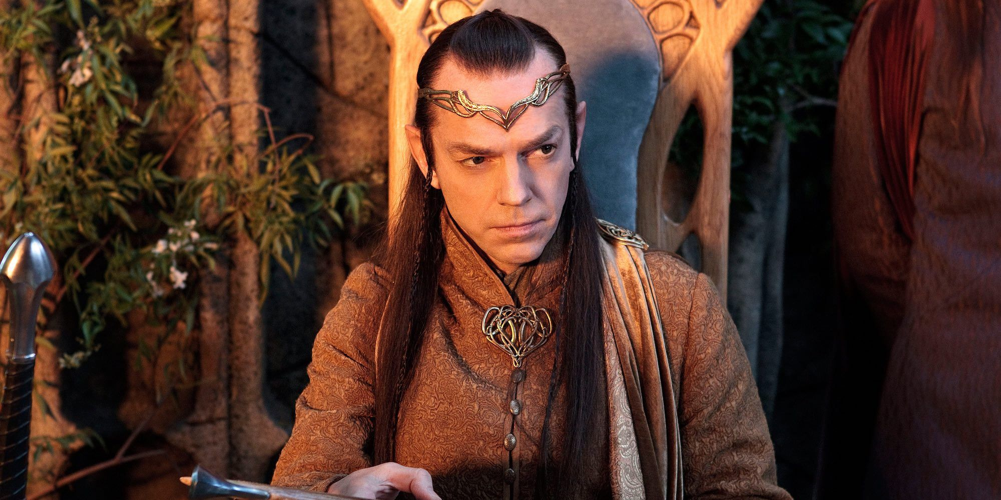 Hugo Weaving Won't Return As Elrond In Lord of the Rings TV Show