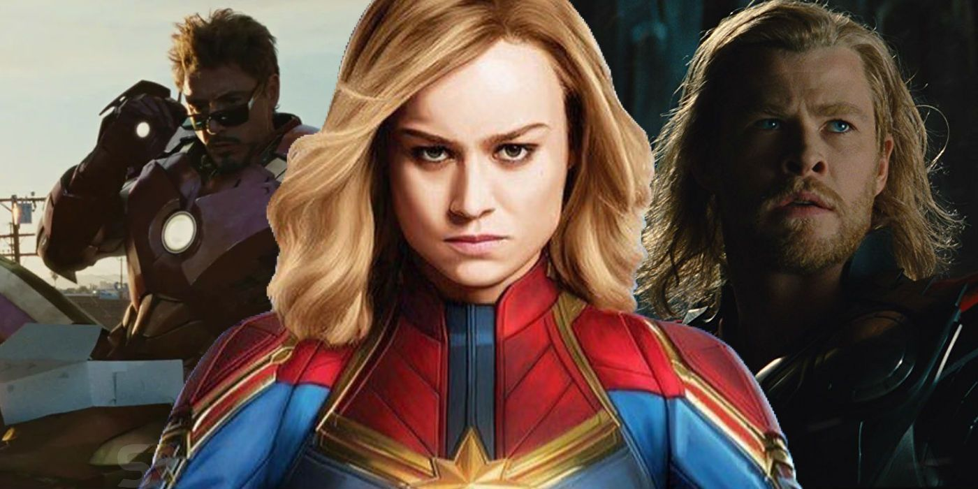 Captain Marvel Star Brie Larson Also Auditioned For Thor & Iron Man 2