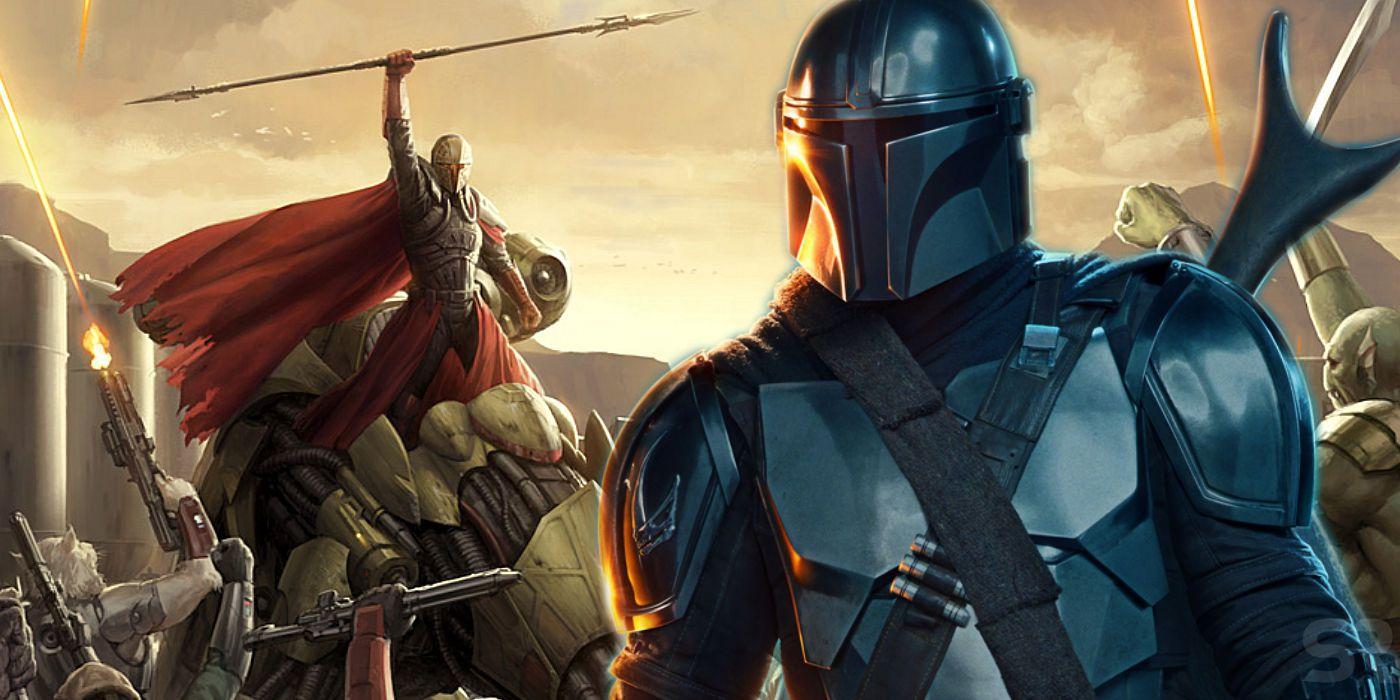 Mandalore vs. Jedi Explained: The Mandalorian Season 2's Ancient War