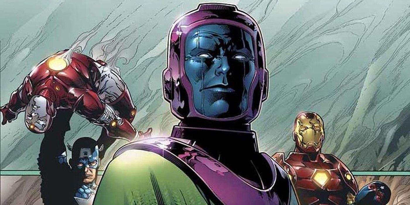 O Homem de Ferro previu a chegada do MCU de Kang The Conqueror em Vingadores: Endgame 1