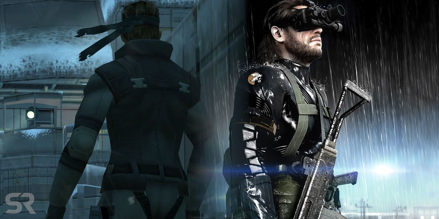 Metal Gear Solid Remake Could Be PS5 Exclusive, New Rumor Claims