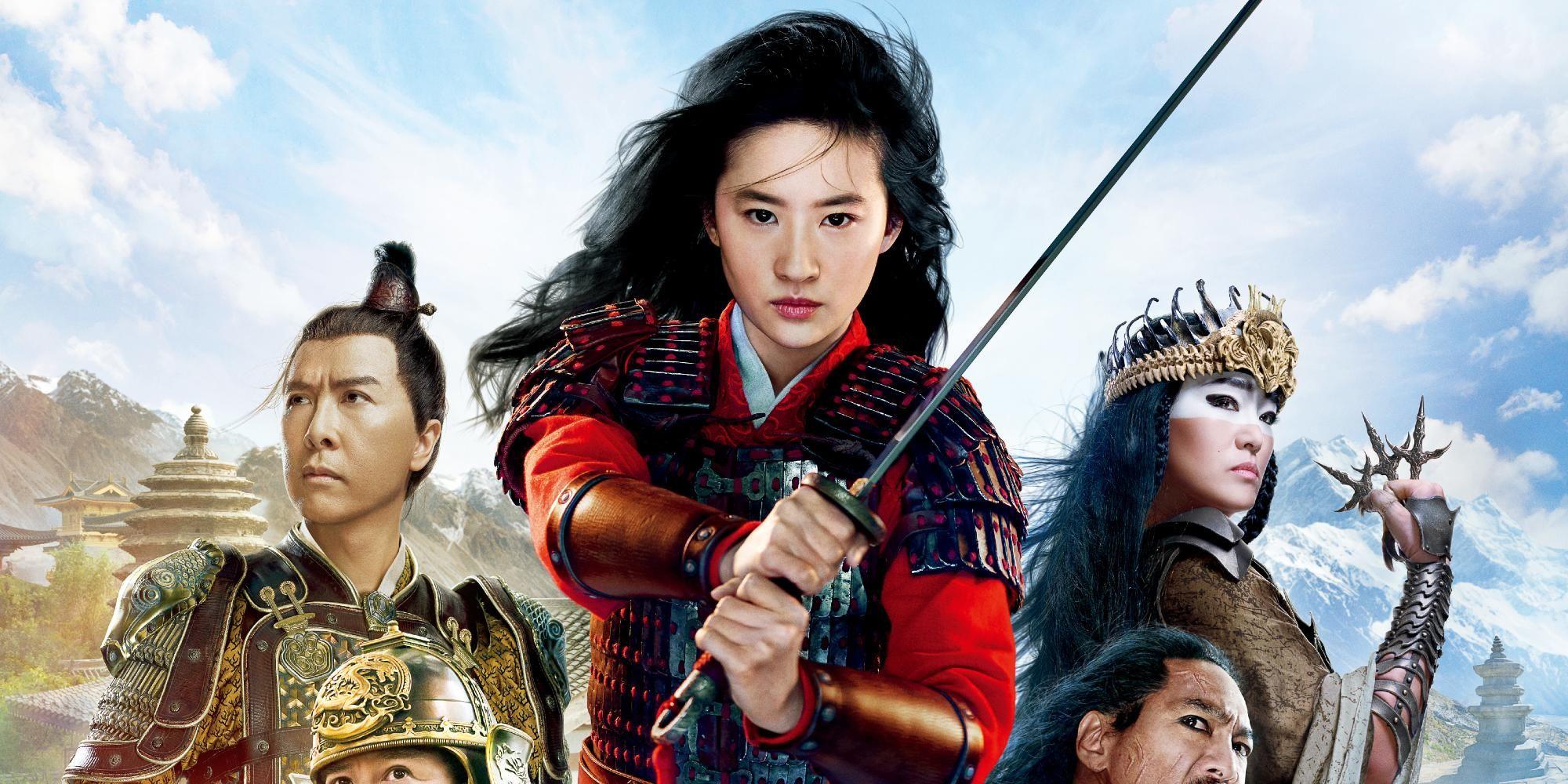 Mulan 2020 Movie Review Screen Rant