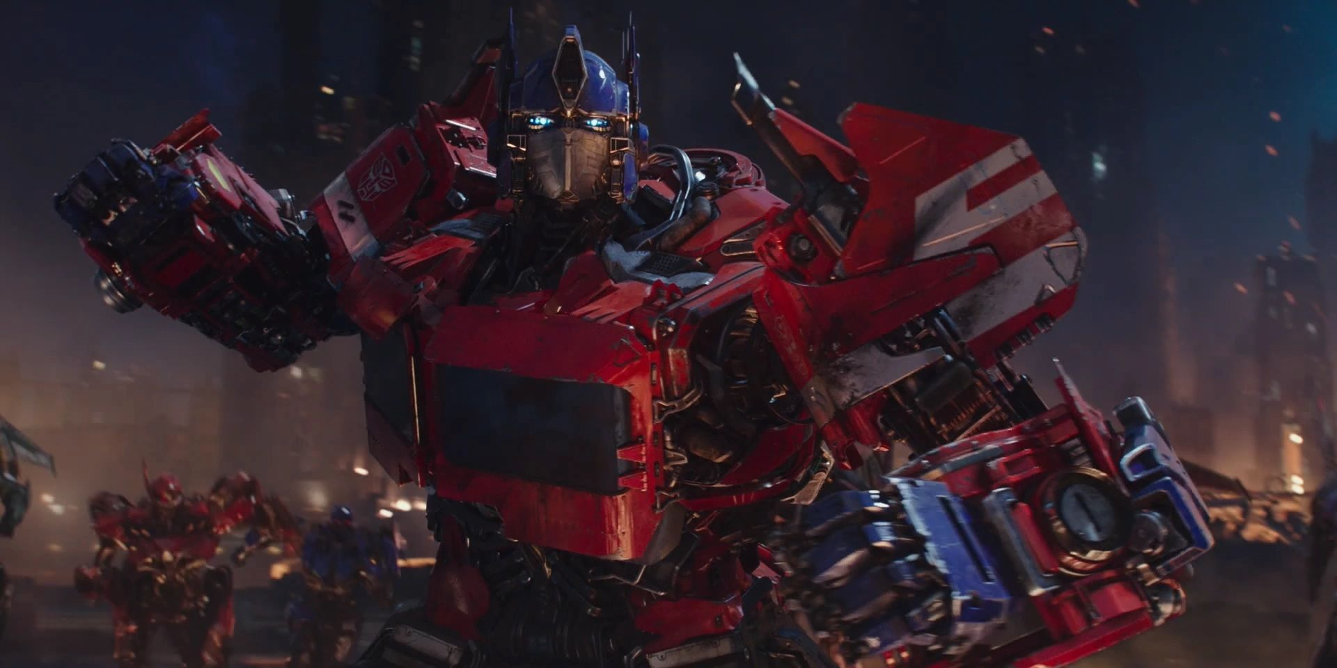 G1 Optimus Prime Confirmed For Transformers: Rise of the Beasts