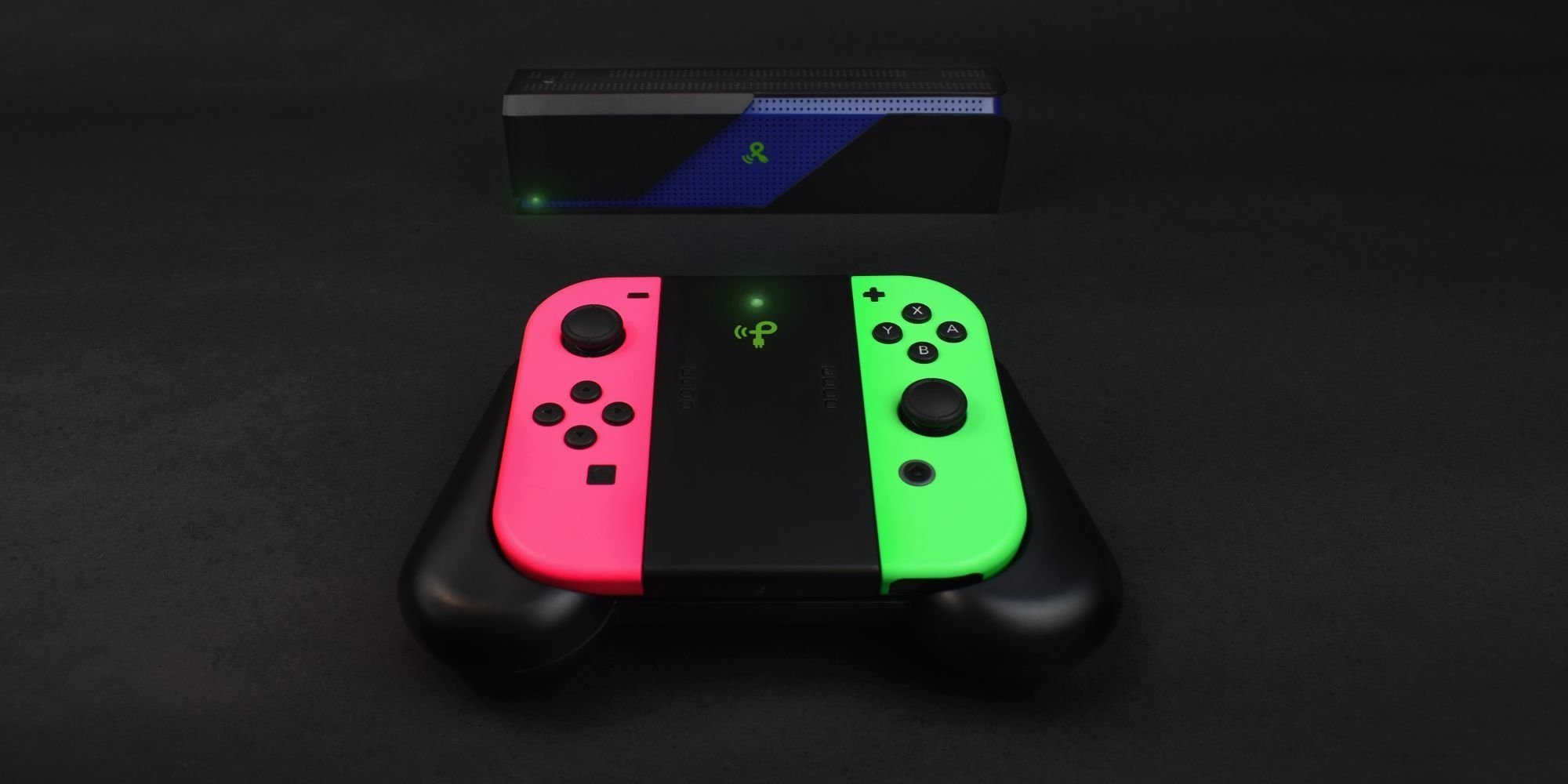 Nintendo Switch: PowerSpot Wireless Charging Grip Review