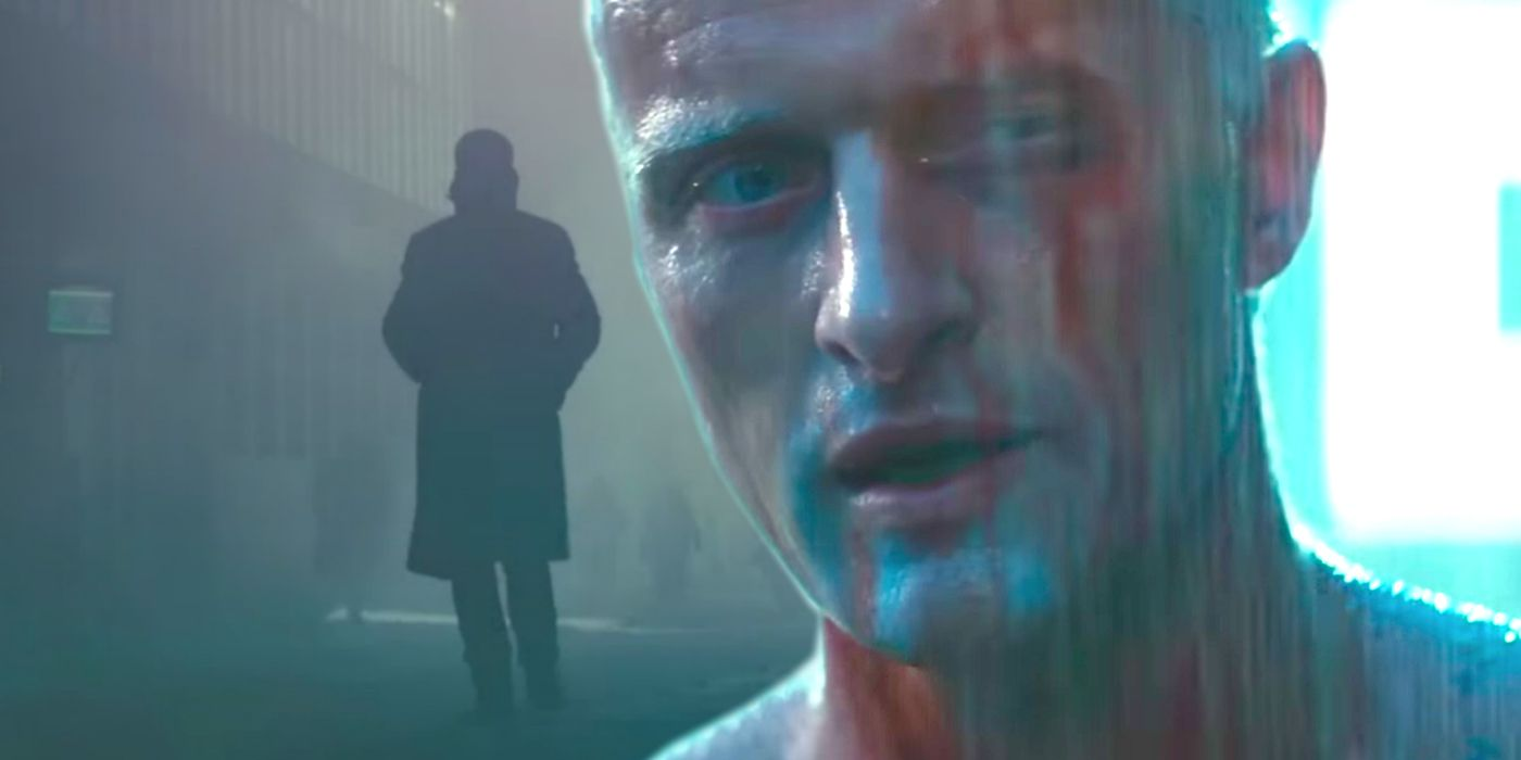 Blade Runner: Why It's Always Raining In The Movie | Screen Rant