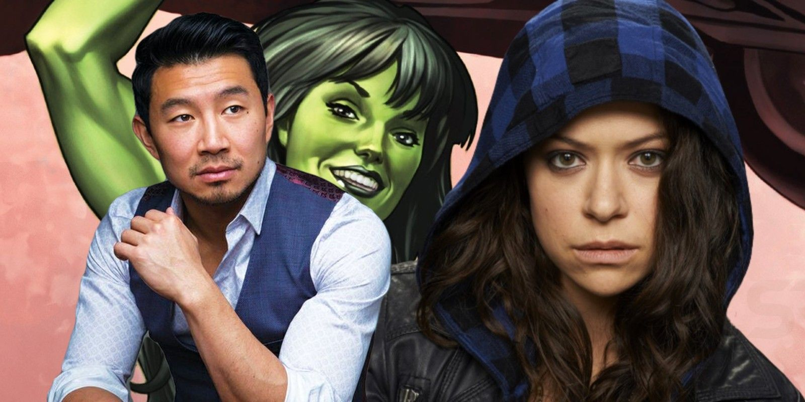 Shang-Chi Star Simu Liu Is Overjoyed Tatiana Maslany Cast As She-Hulk
