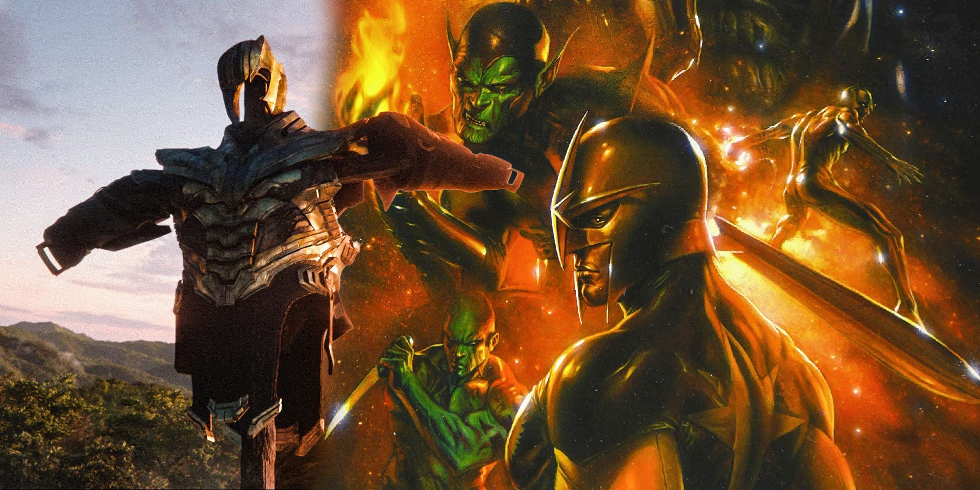 Avengers 5 Theory Marvel Has Set Up Annihilation As Phase 5 S Crossover