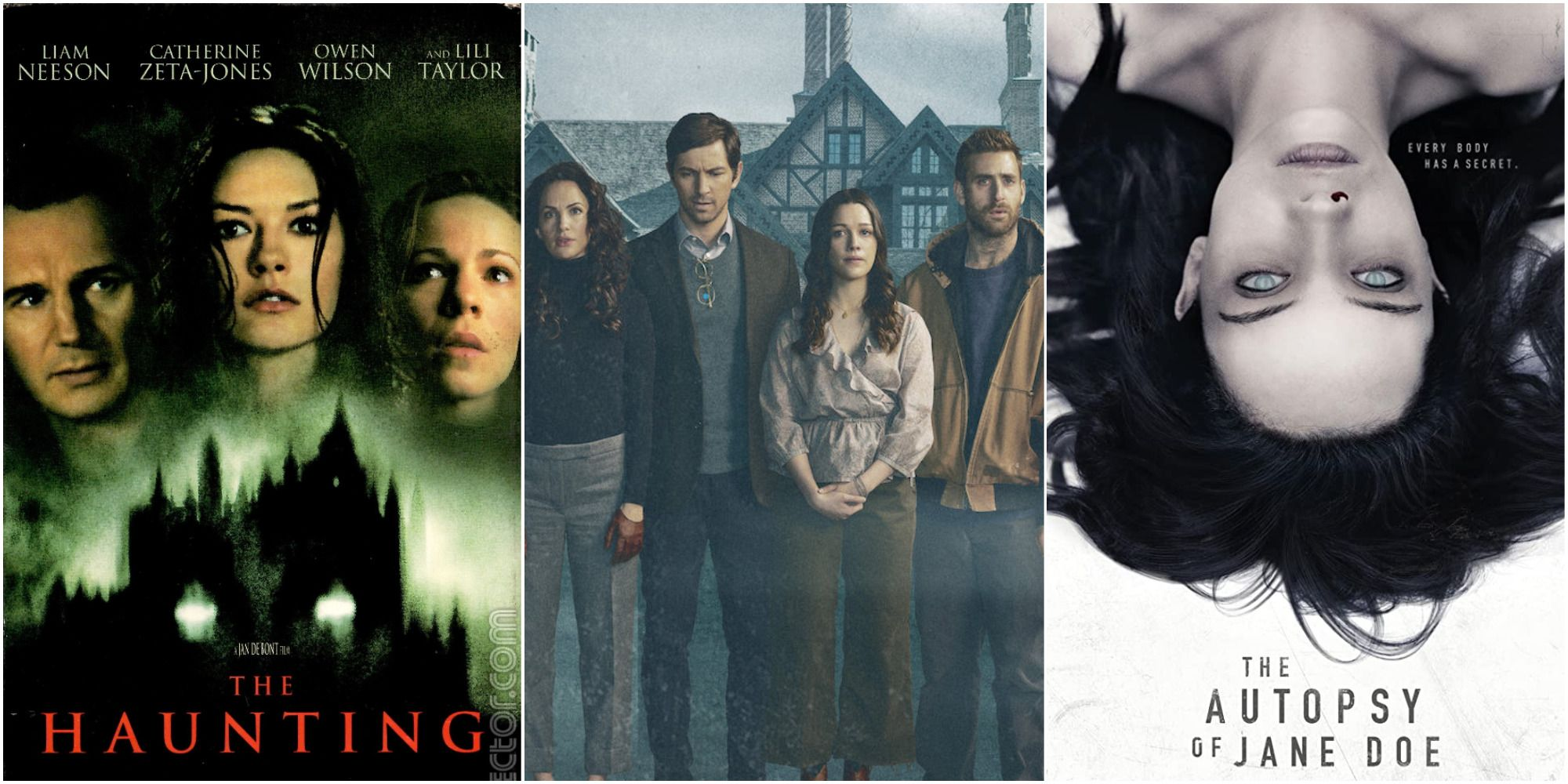 10 Horror Movies To Watch If You Love The Haunting Of Hill House