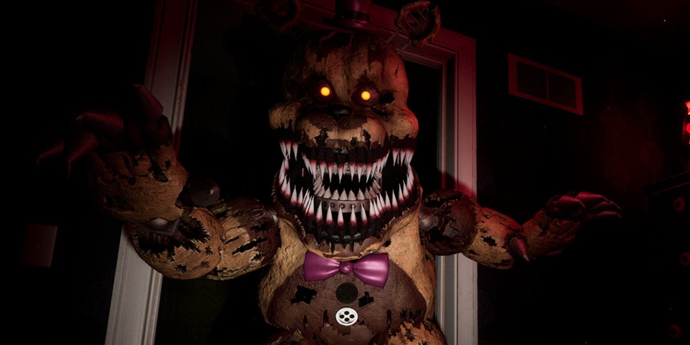 Five Nights At FreddyS 4 Spielen