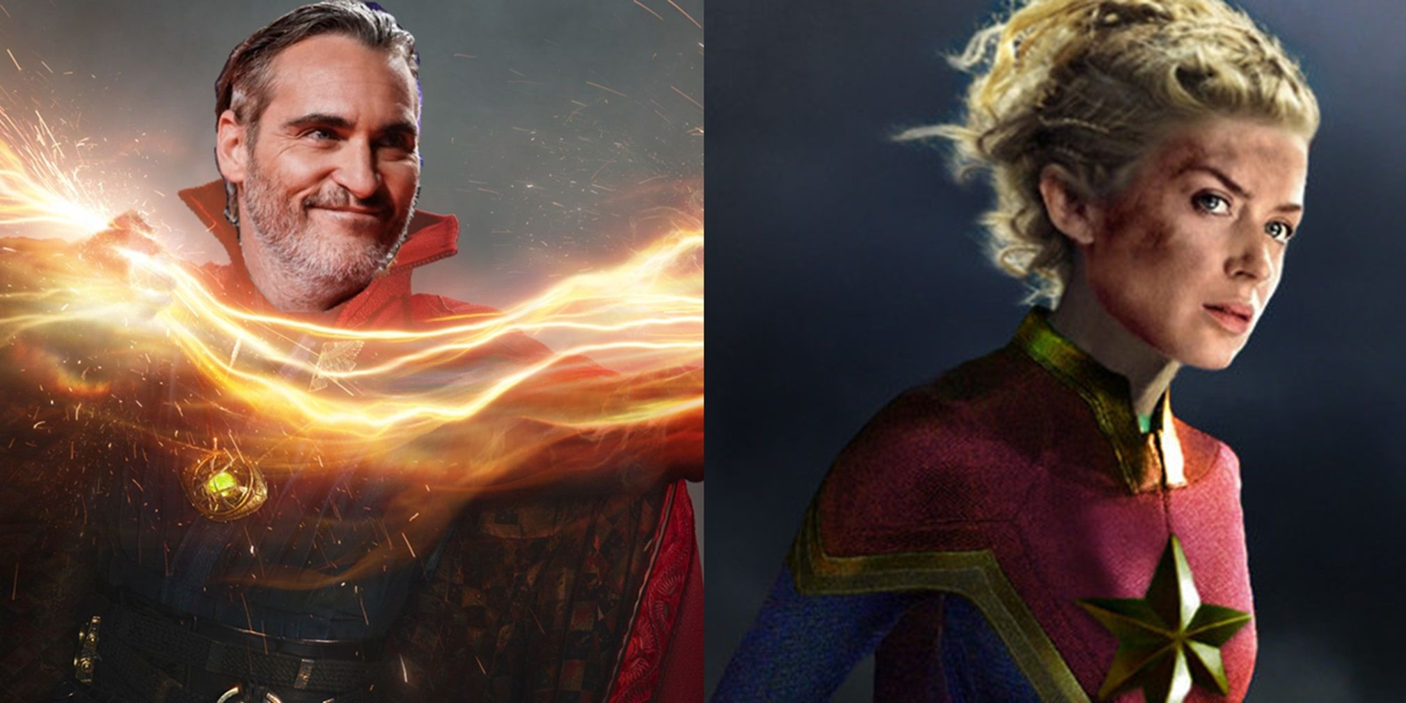 MCU 20 Actors Considered To Play Doctor Strange & 20 For Captain ...