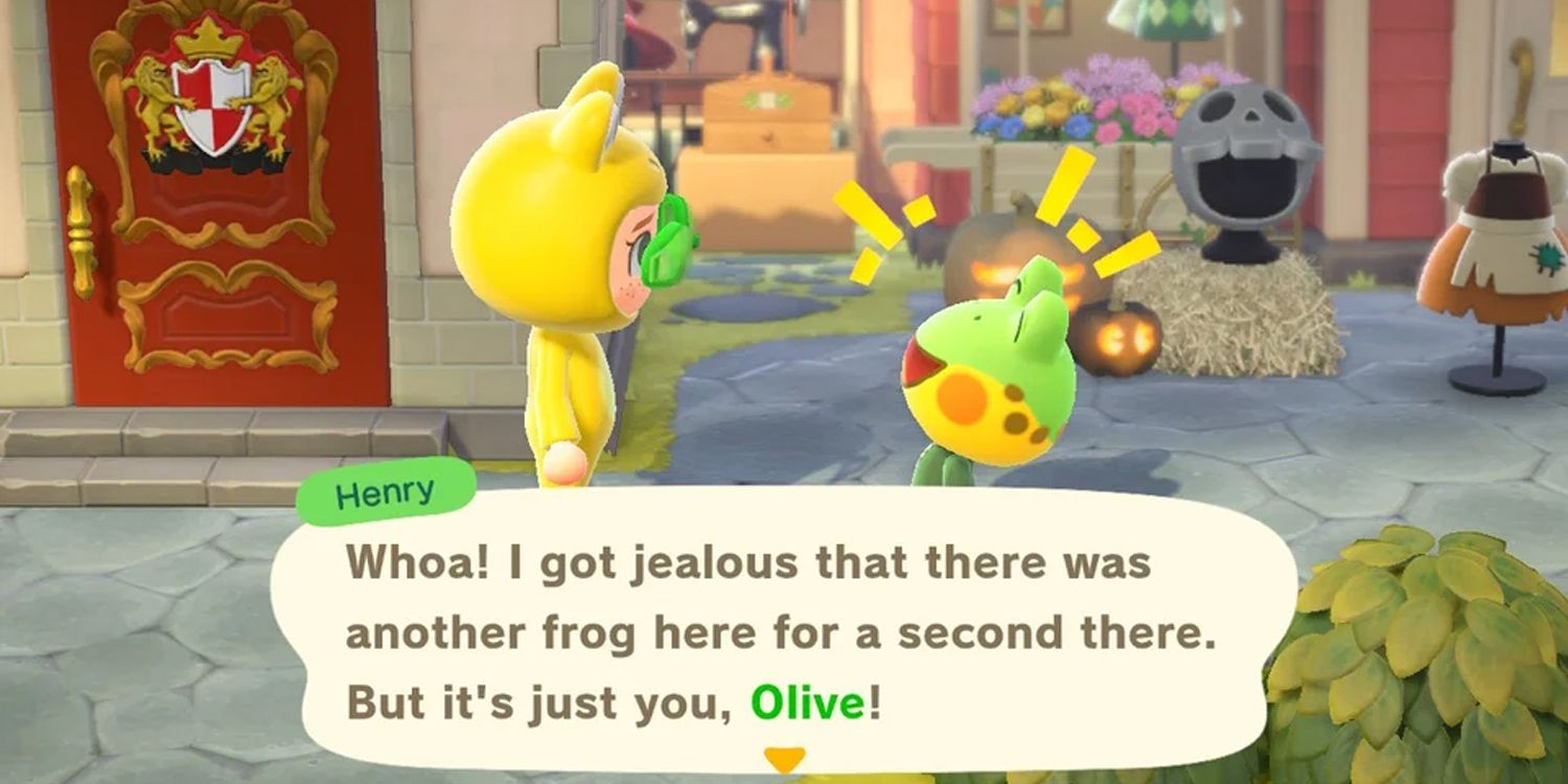 Animal Crossing Secret Villager Responses Are Blowing ...