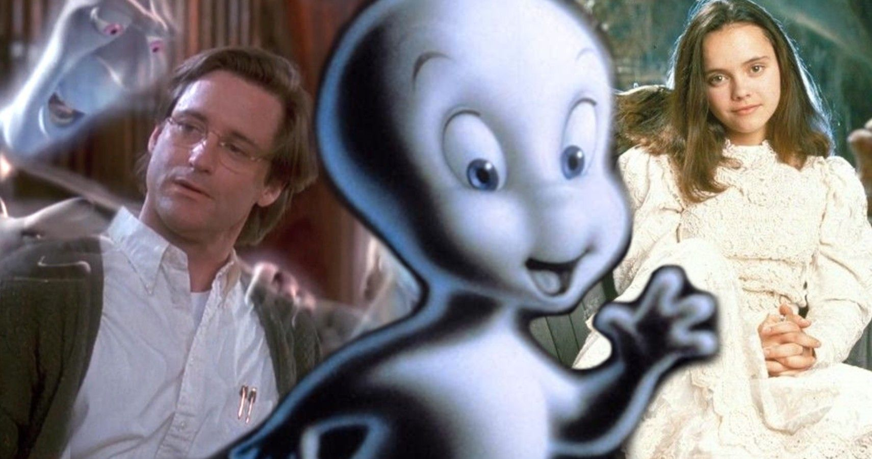 Casper 1995 10 Behind The Scenes Facts About The Friendly Ghost S Movie