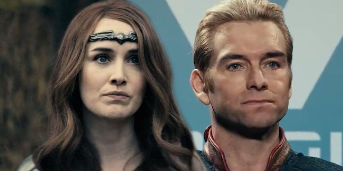 The Boys: Queen Maeve Was Homelander's Biggest Season 2 Mistake