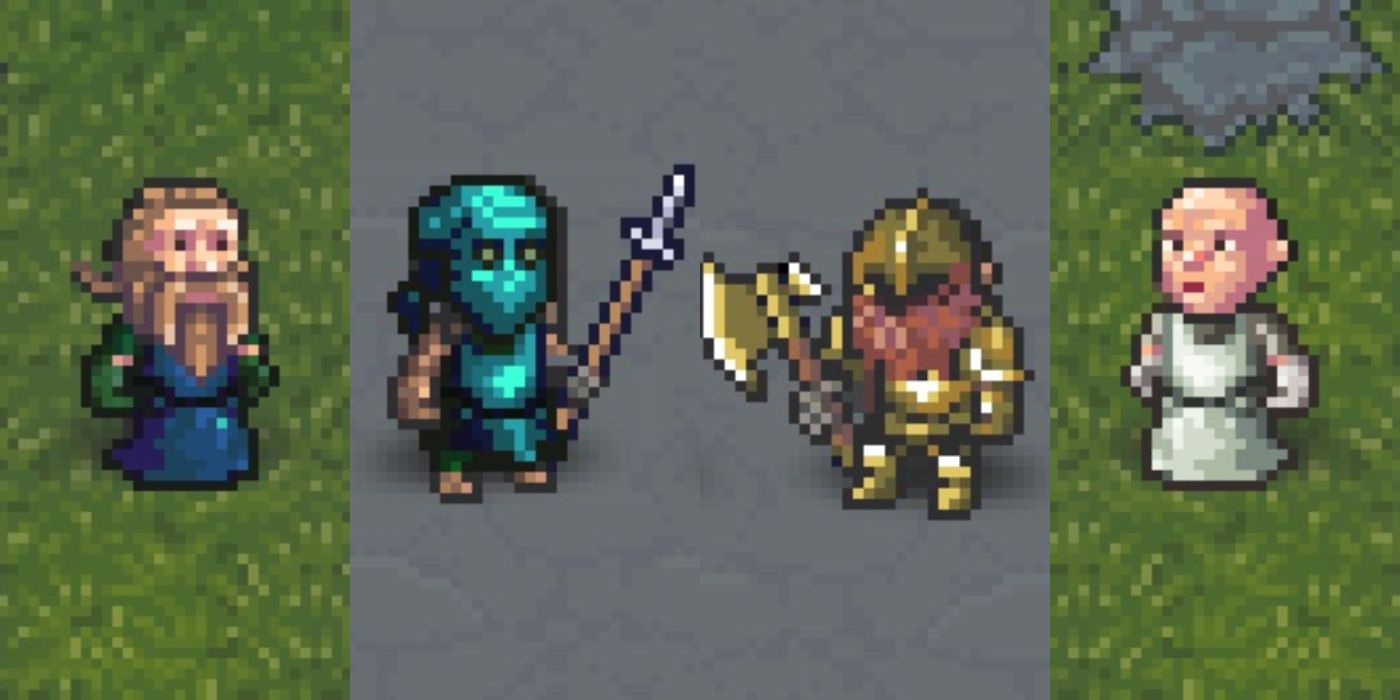Dwarf Fortress Finally Reveals What Dwarves Actually Look Like