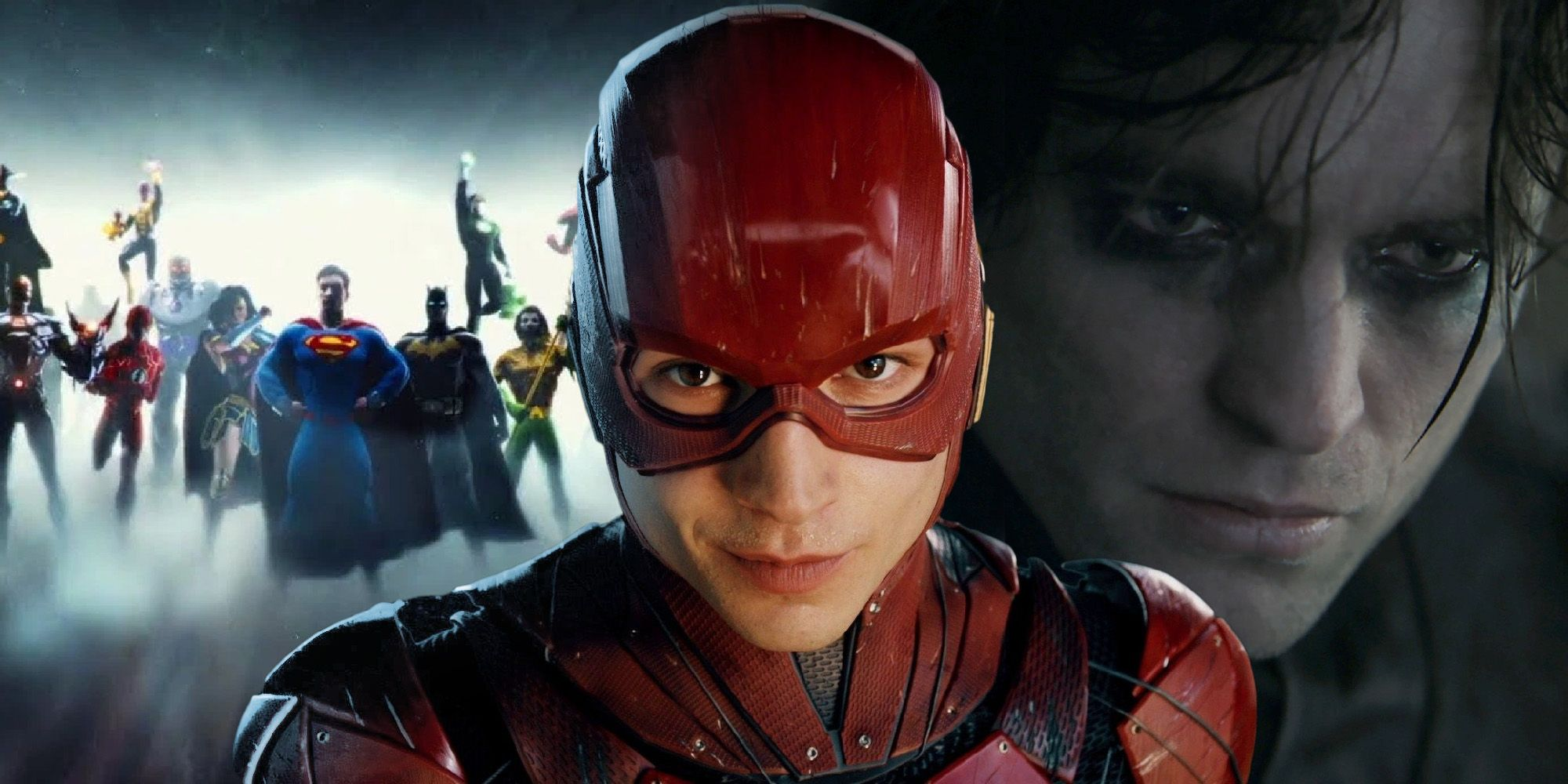 How The Batman Can Crossover With The DCEU (Thanks To The Flash)