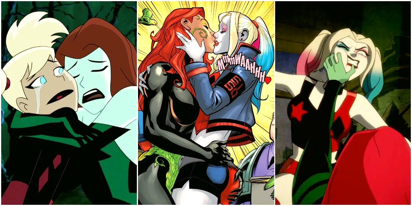 10 Awesome Facts You Never Knew About Harley Quinn And Poison Ivy S Relationship