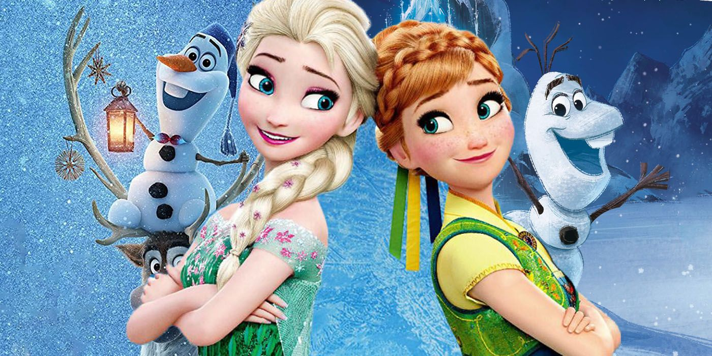 Every Frozen Short Ranked Worst To Best Screen Rant