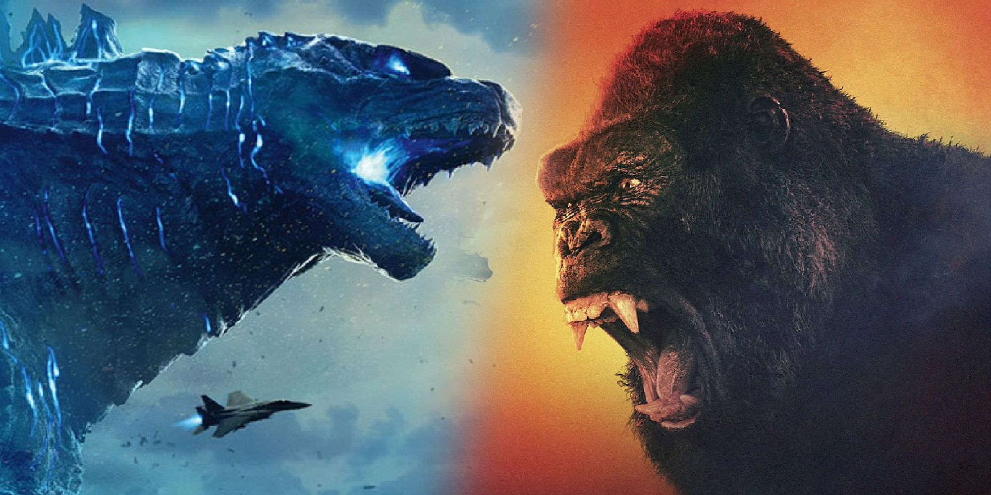 Godzilla vs. Kong First Footage Shows Kong In Chains