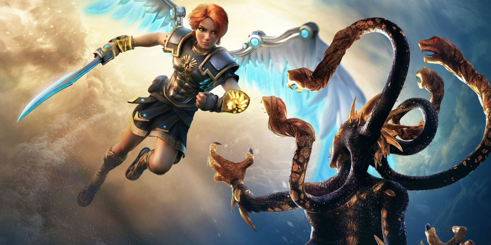 Ubisoft's Immortals Fenyx Rising Killed Gods & Monsters ...