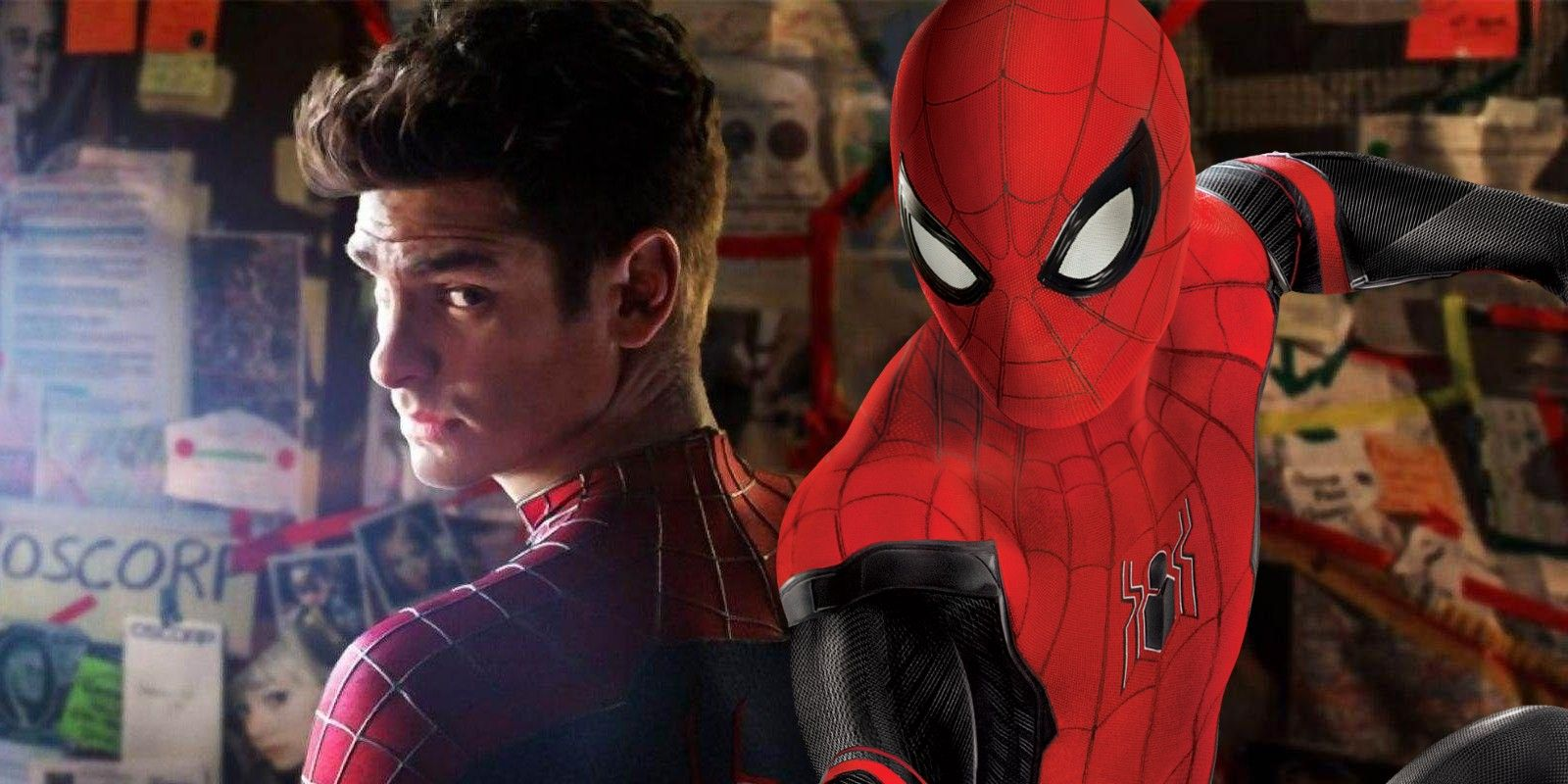 MCU's Spider-Man 3 Reportedly Bringing Back Andrew Garfield For Spider-Verse