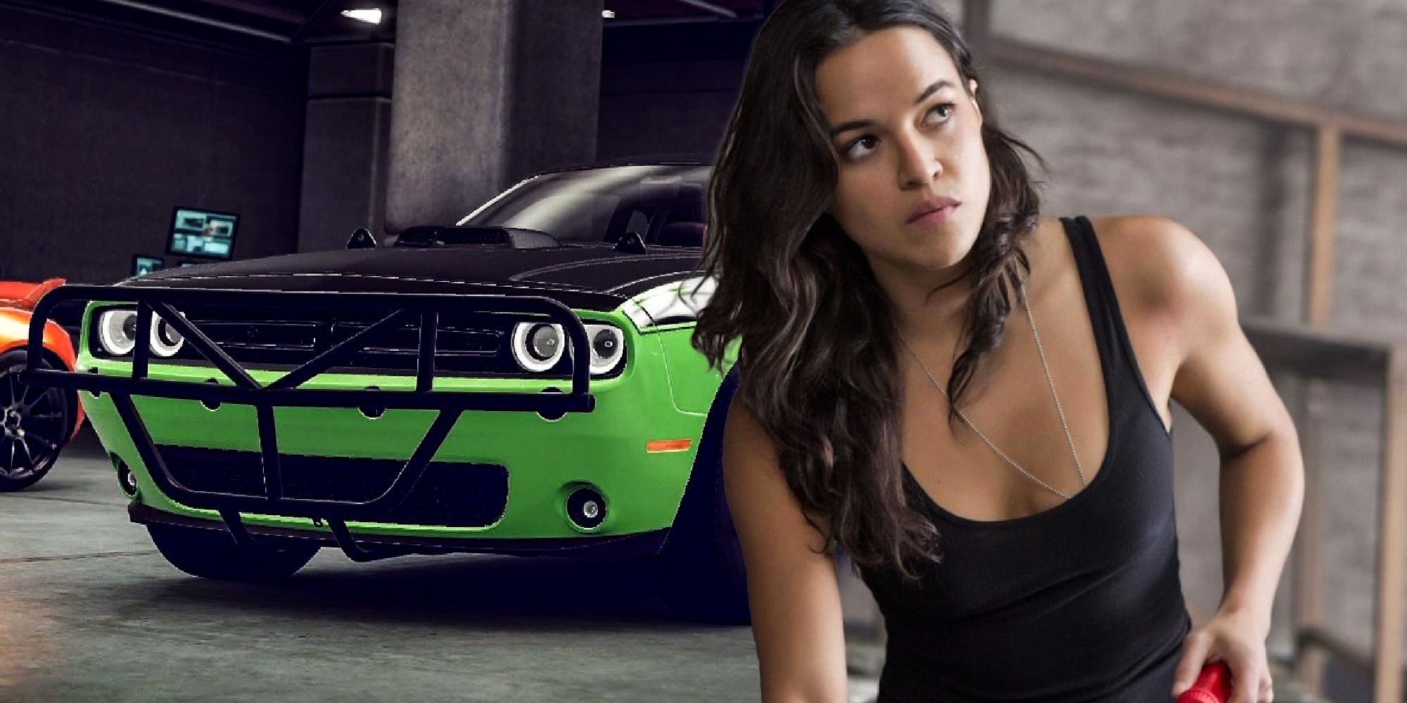 Michelle Rodriguez To Host Fast Furious Inspired Competition Show