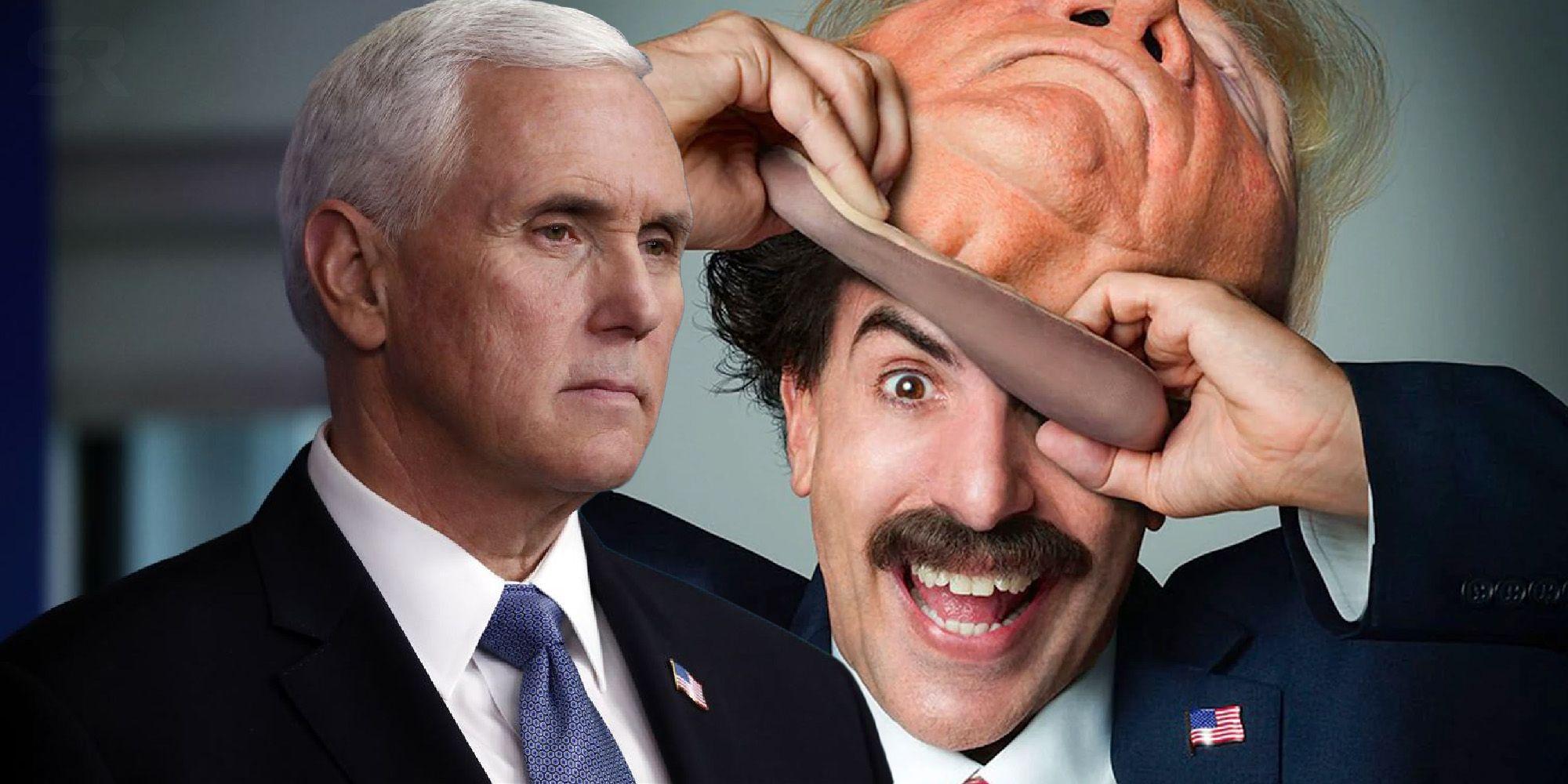 Borat 2: todas as celebridades mencionadas e zombadas 2