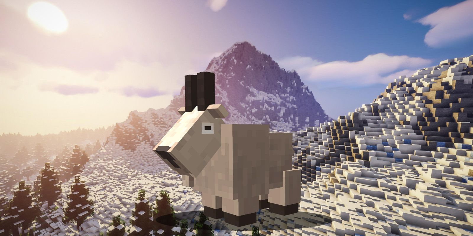 Games Right Now | Minecraft Goat