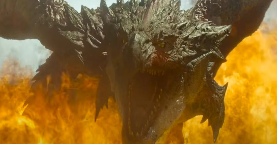New Monster Hunter Clip Unveils The Greater Rathalos