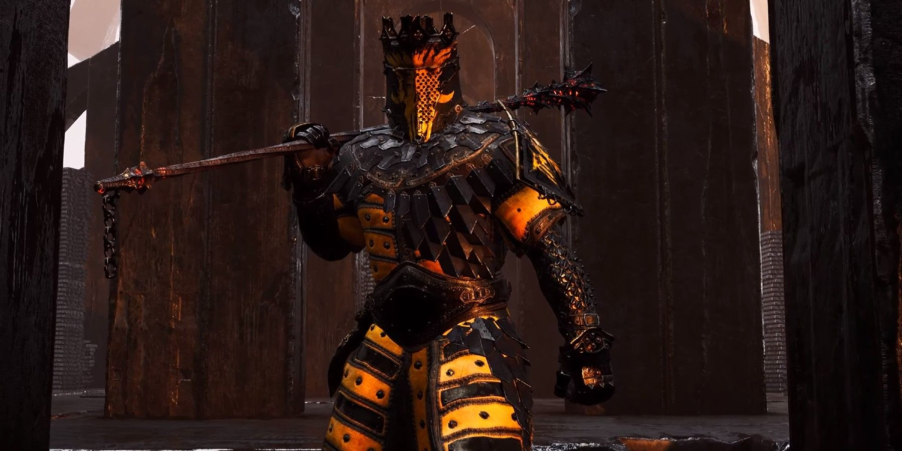 Mortal Shell's Rotten Autumn Update Adds New Skins, Music, & Photo Mode
