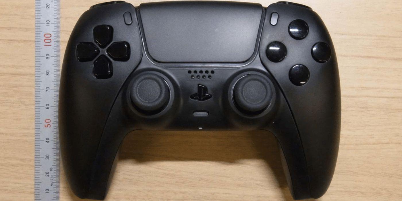 PS5 Black DualSense Photos Look So Much Better Than White Controller