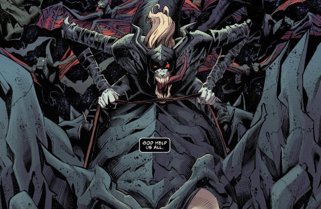 Venom se espalha pelo no 'Planeta dos Simbiotes: King in Black' da Marvel 1