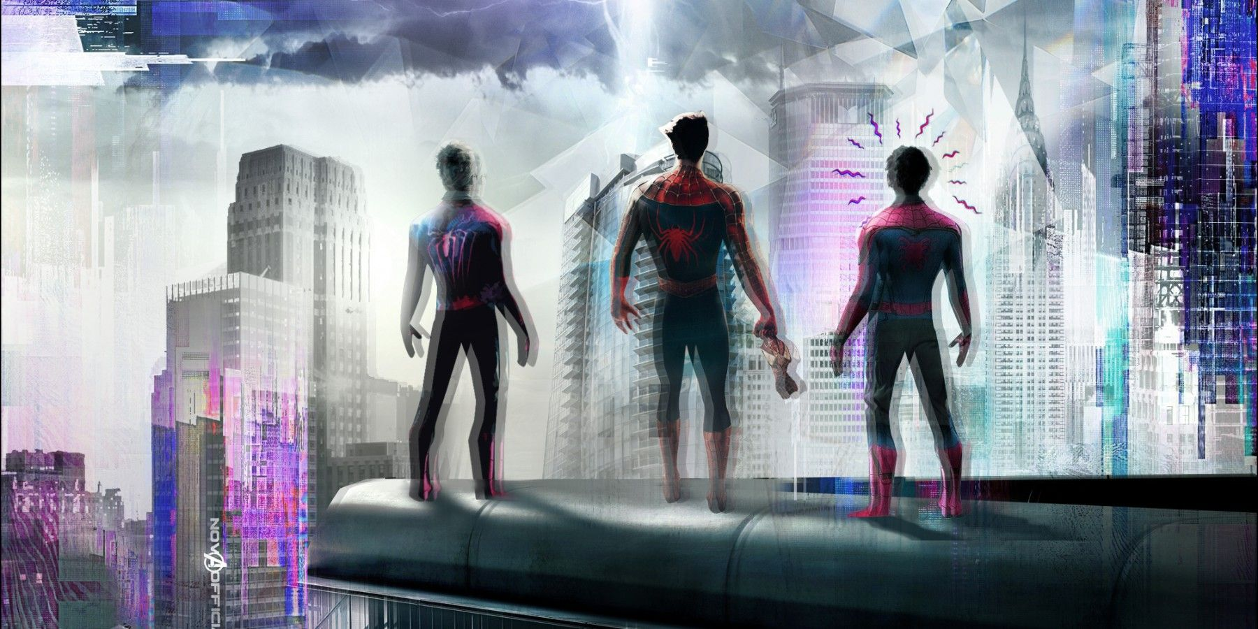 Jamie Foxx Teases Live-Action Spider-Verse With Fan Poster - Flipboard