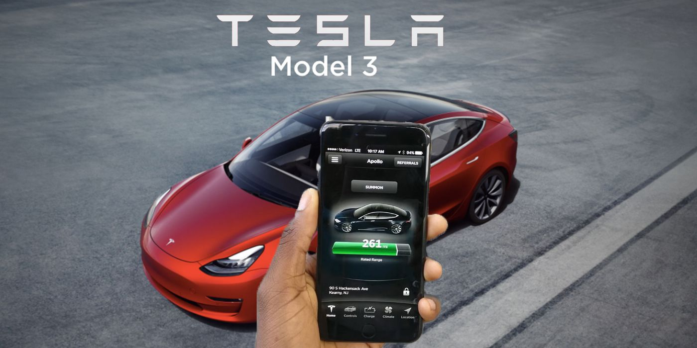 How Tesla's Sentry Mode & Mobile App Stopped Thieves Stealing A Model 3