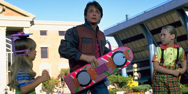 The 10 reasons also include the hilarious opening scene of Back to the Future Part II that didn't age even after six years of its vision.