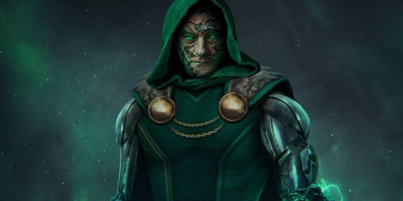 New Fantastic 4 Art Argues Bryan Cranston Is Best Fit for Doctor Doom