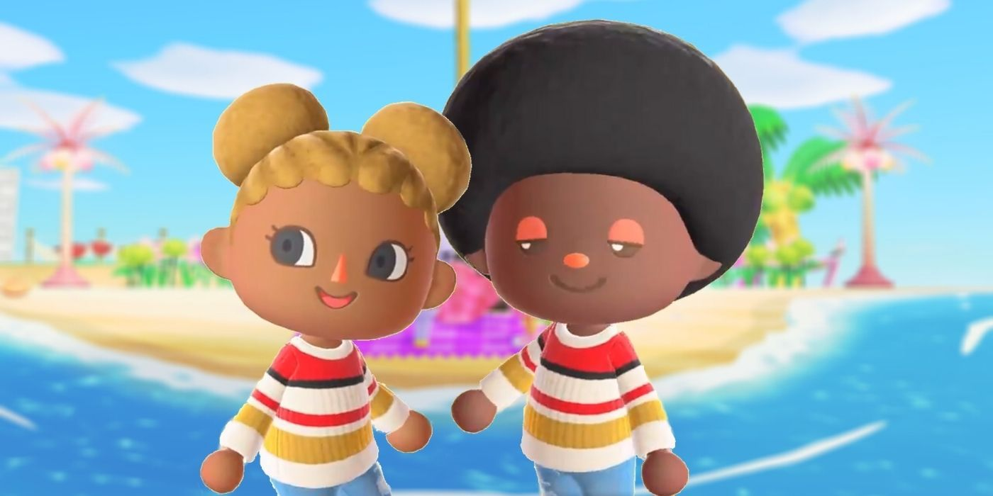 Animal Crossing Finally Adds More Inclusive Hairstyles