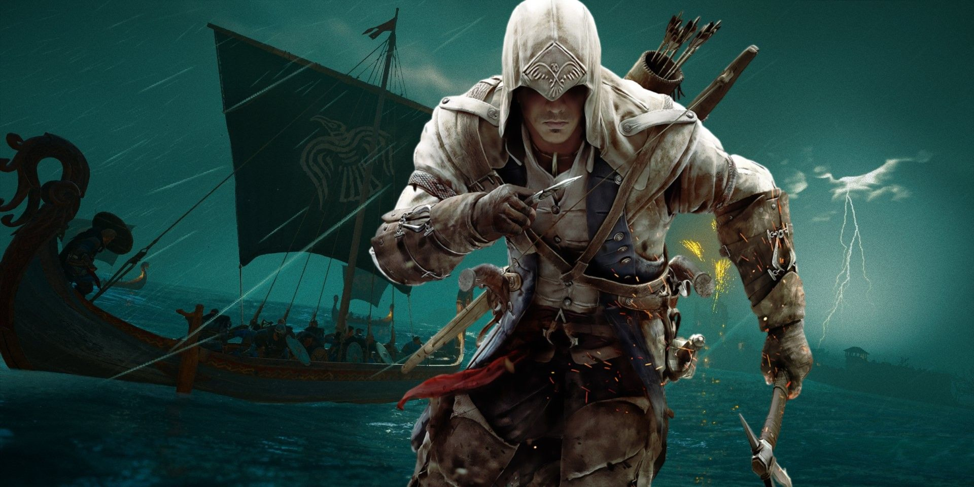 How Assassin S Creed Valhalla Connects With Assassin S Creed 3