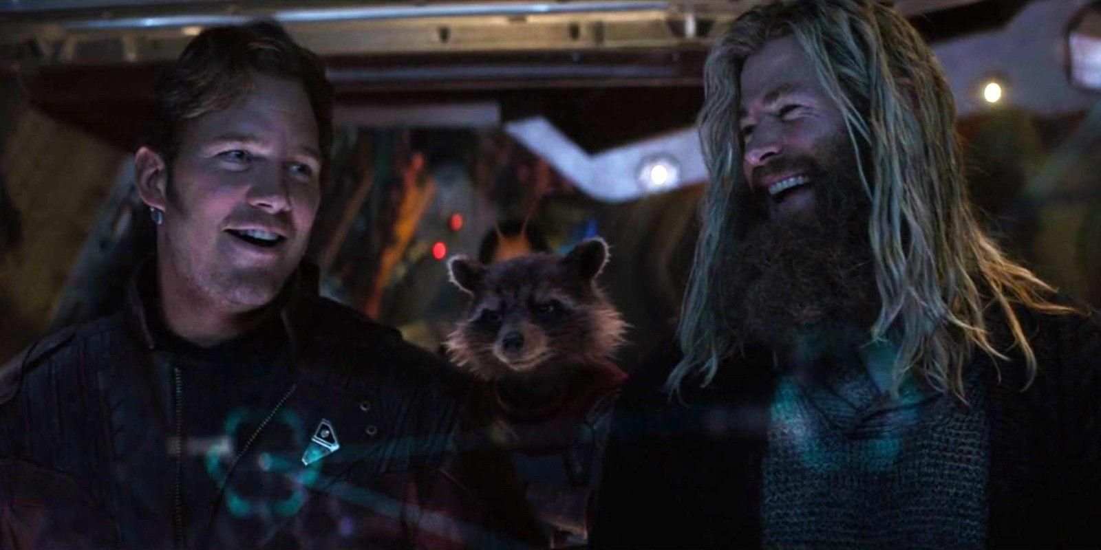 Thor 4: Chris Pratt's Star-Lord Cameo Confirmed