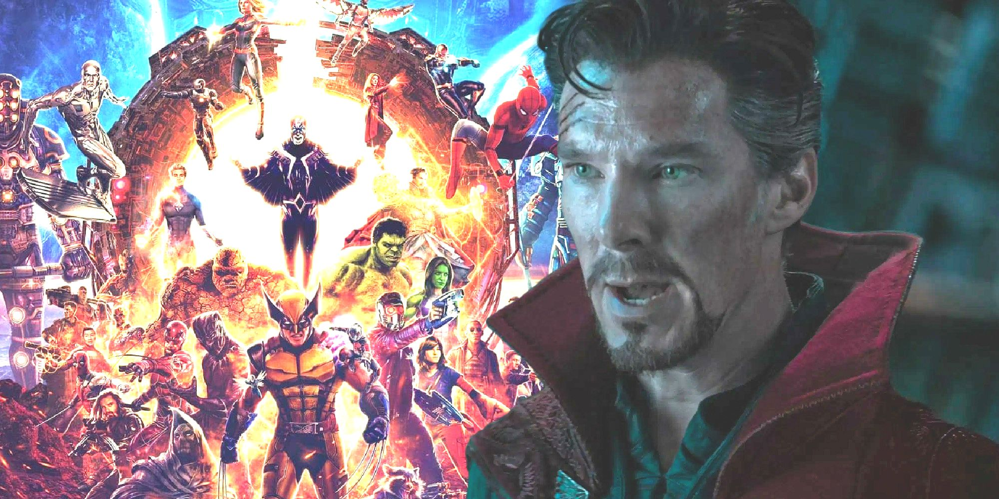 Marvel Theory: Avengers 5 Unites The MCU's Multiverse