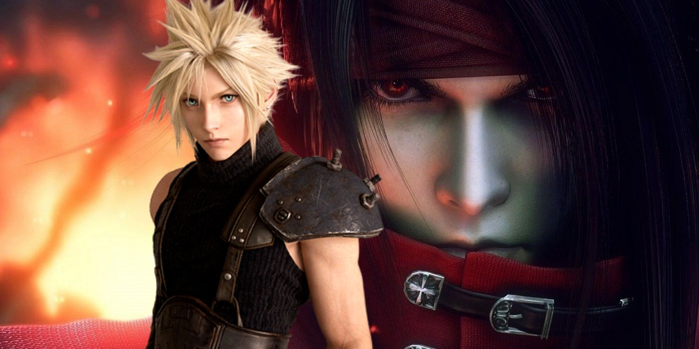 Ff7 Remake Why Vincent Valentine Is A Better Hero Than Cloud