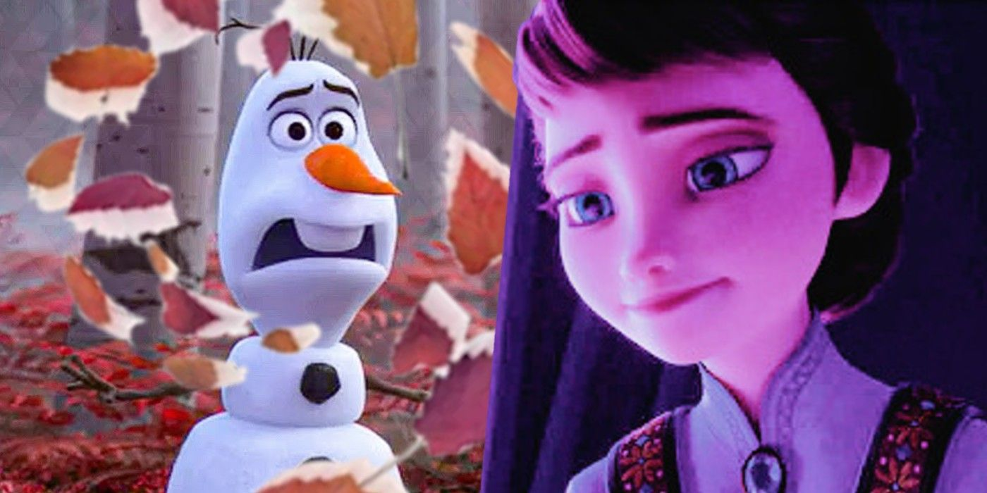 Frozen's New Prequel Creates A Sequel Plot Hole | Screen Rant
